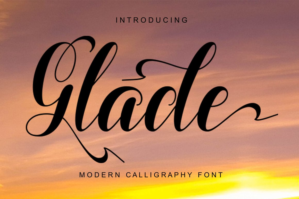 Glade example image 1