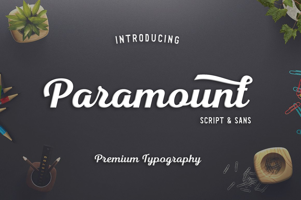 47 IN 1 FONT BUNDLE example image 9