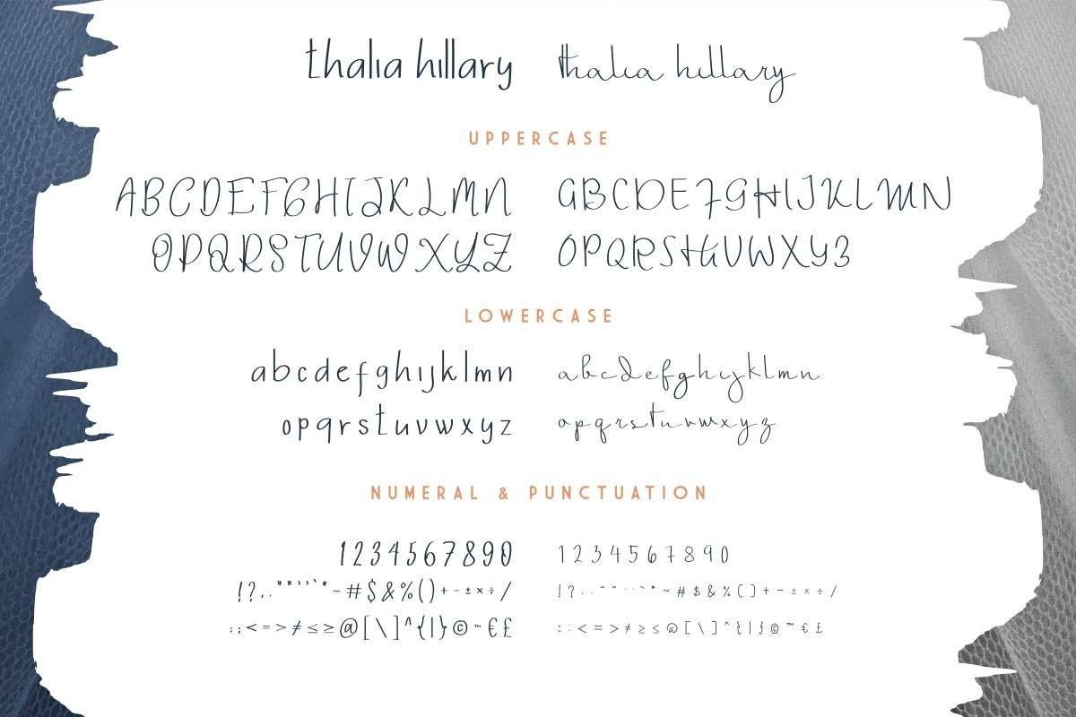 Thalia Hillary example image 5