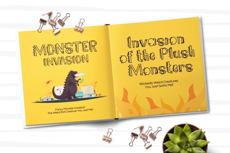 DinooSweet - Playful Display Font example image 3