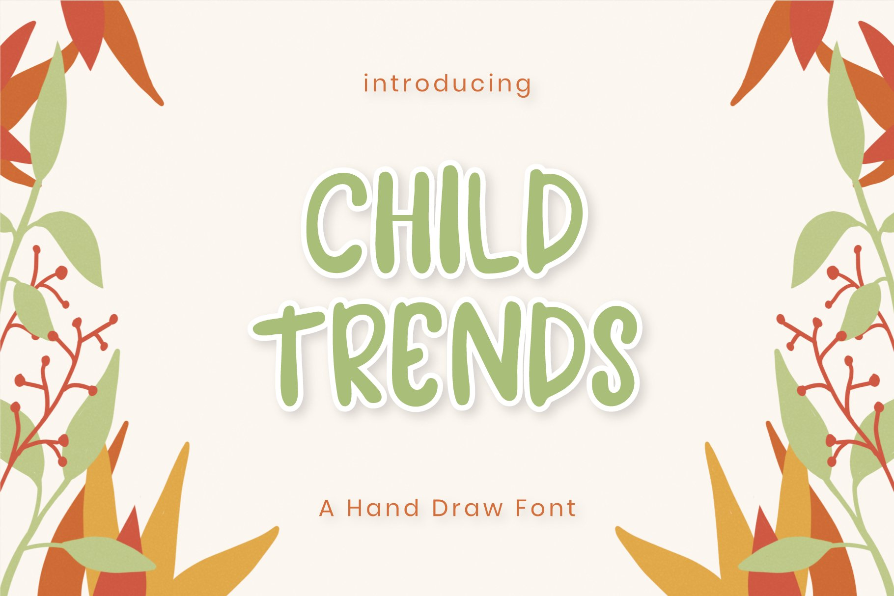 Child Trends example image 1