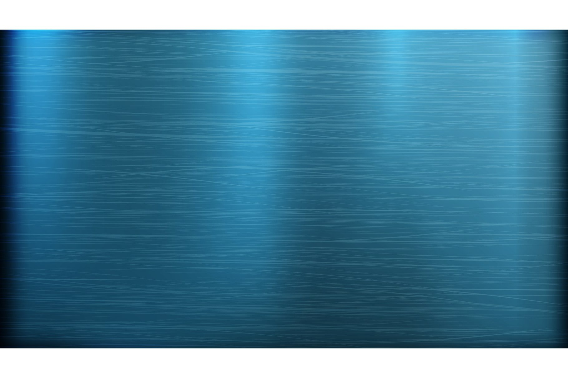 Blue Metal Abstract Technology Background. Polished, Brushed example image 1