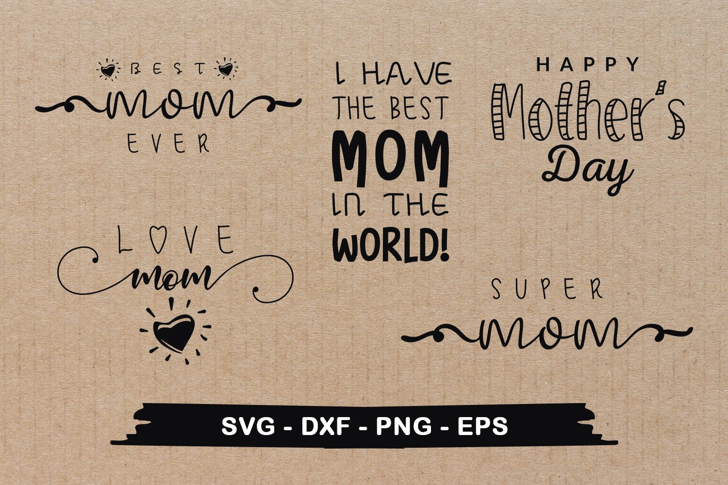 Free This listing is for a digital file (s) and no physical product will be mailed to you. Mother S Day Svg Design Bundle 561822 Cut Files Design Bundles SVG, PNG, EPS, DXF File