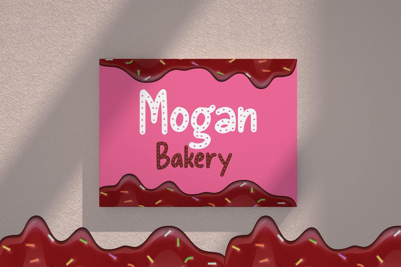 Meises - Doughnut Font example image 7