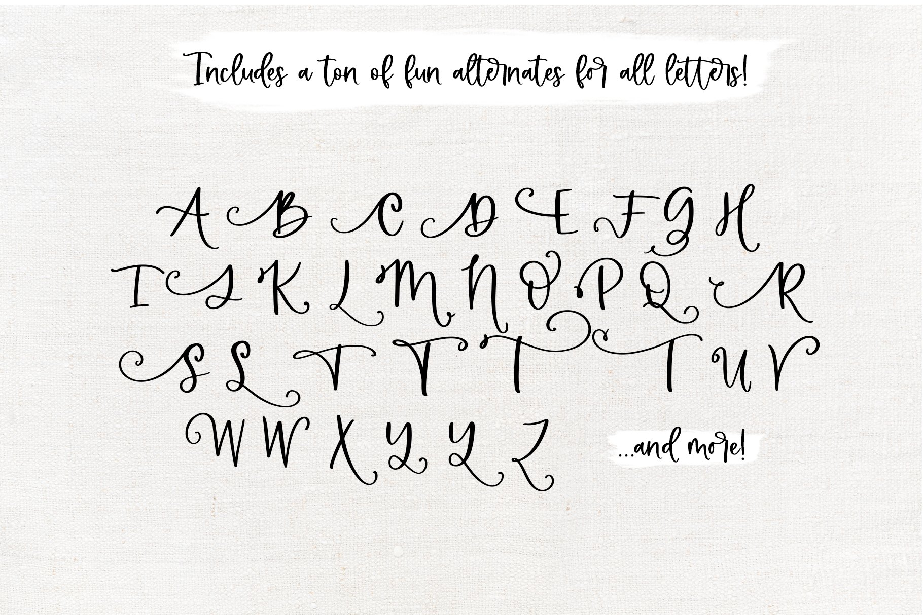 Farmland Acres - A Font Duo with Doodles example image 23
