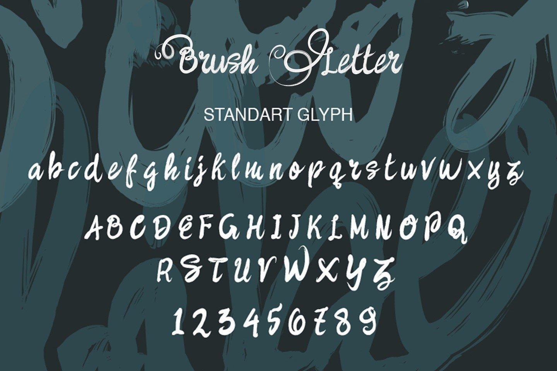 Brushletter example image 4