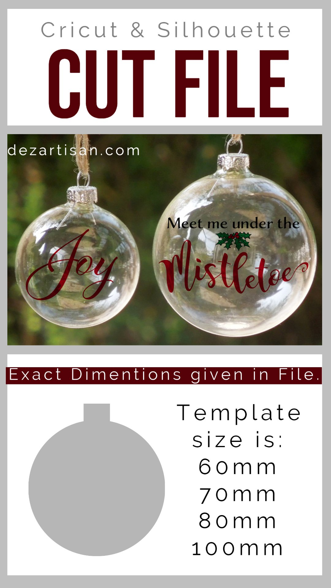 Floating Ornament Template Inserts Svg Dxf And Psd Format 124283 Cut Files Design Bundles
