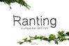 Ranting - Unique San Serif Font example image 1