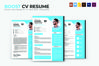 Boost | CV & Resume example image 1