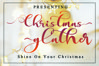 Christmas glather example image 1