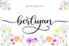 Best Love Font Bundle example image 3
