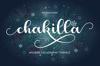 Chakilla Script example image 9