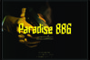 Paradise 886 Font display example image 1