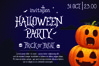 HELLOGHOST - Helloween Theme Font example image 9