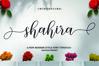 Shahira script example image 9