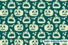 Halloween Vector Shapes Collection example image 10