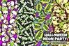 Halloween Neon Party example image 4