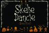 Skelie Dancie - Bone Font example image 1