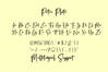 Petri Plate // Handwritten Font example image 8