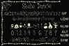 Skelie Dancie - Bone Font example image 8