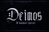 DEIMOS, a Blackletter Typeface example image 1