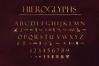 Ancient Languages Typeface Bundle example image 3
