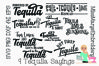 Tequila SVG Bundle | Tequila Cut File | Alcohol & Drinks SVG example image 1