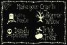 Skelie Dancie - Bone Font example image 3