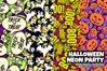 Halloween Neon Party example image 1