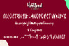 Hartford - Casual Hnadwritten Font example image 4