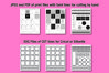 Planner Sticker Cut File Template -- DIY Planner Stickers example image 5