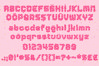 Heart Peace Font example image 8