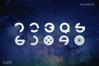 ORION - A Futuristic Typeface example image 4