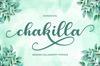 Chakilla Script example image 3