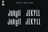 Dr.Jekyll & Mr.Hyde Typeface Duo example image 3