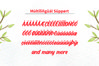 Sendang Mulyo - Brush Display Font example image 2