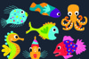 SeaLife Cuties Illustration Collection example image 6