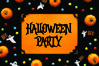 HELLOGHOST - Helloween Theme Font example image 13