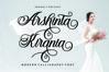 Arshinta Kirania Script example image 8