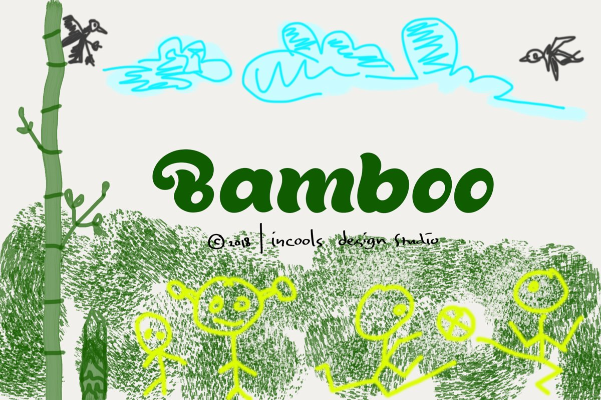 Bamboo example image 1