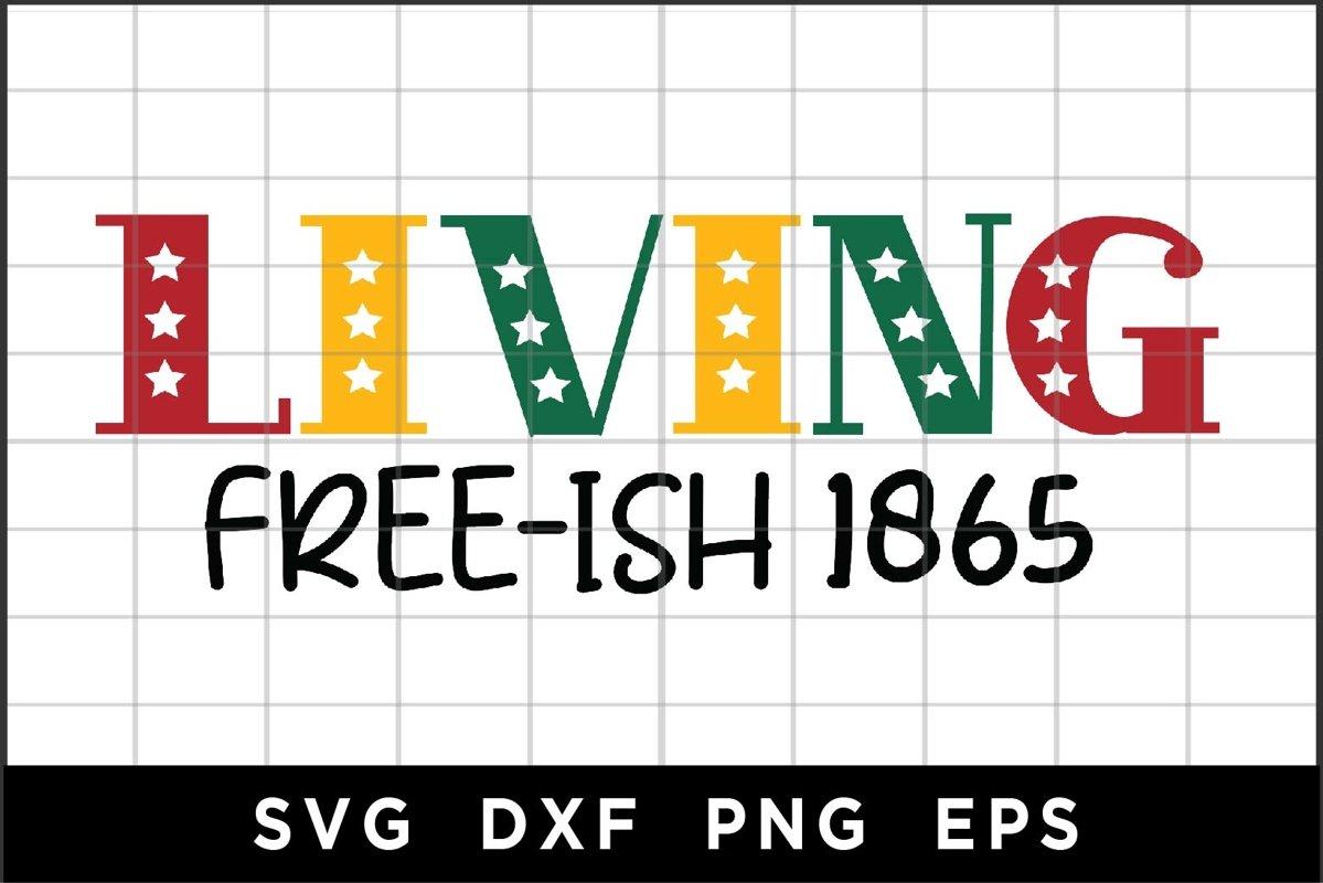 LIVING free-ish 1865 SVG example image 1