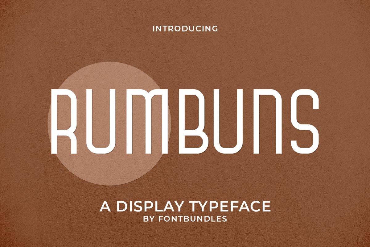 Rumbuns example image 1