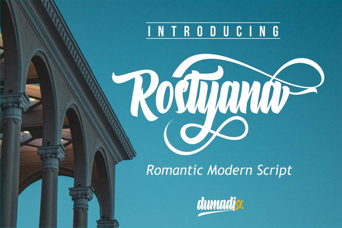 Rostyana example image 1