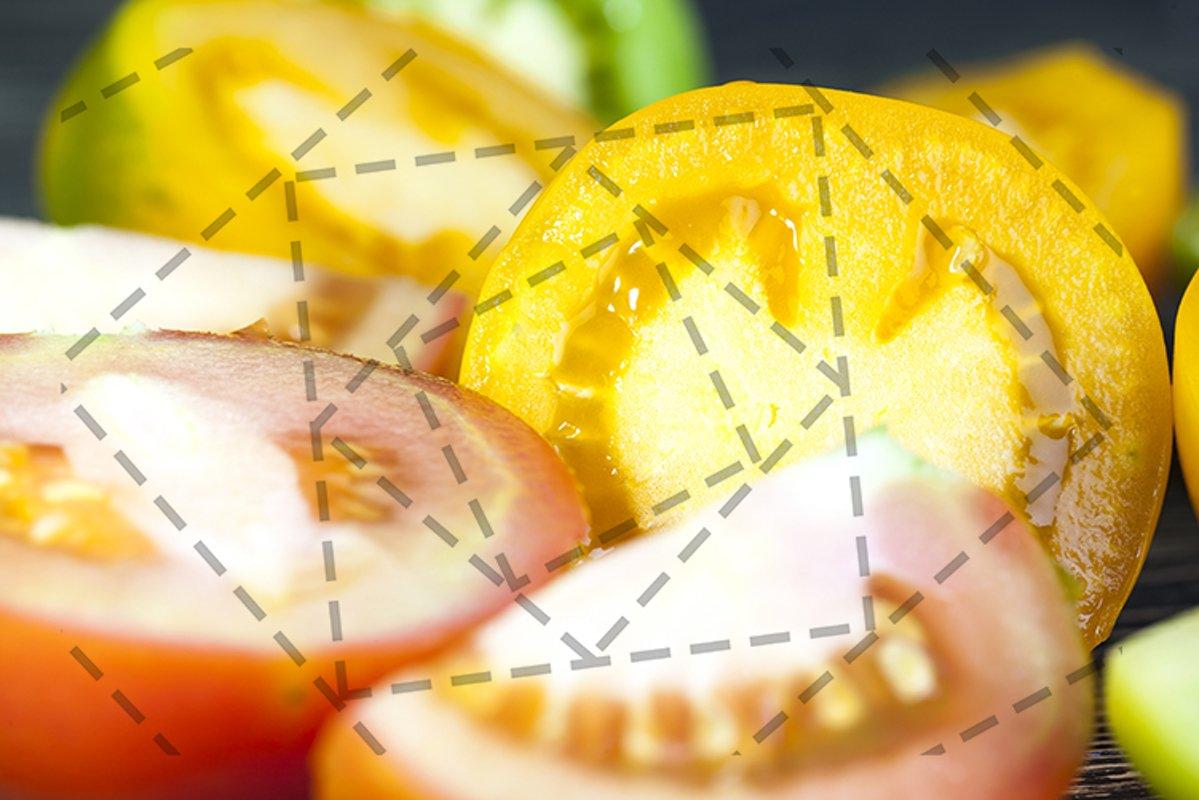 tomato cut example image 1