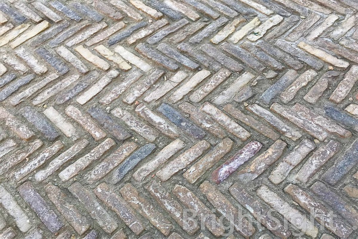 Ancient stone paving example image 1