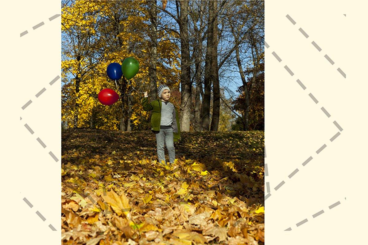 Balloon with helium example image 1