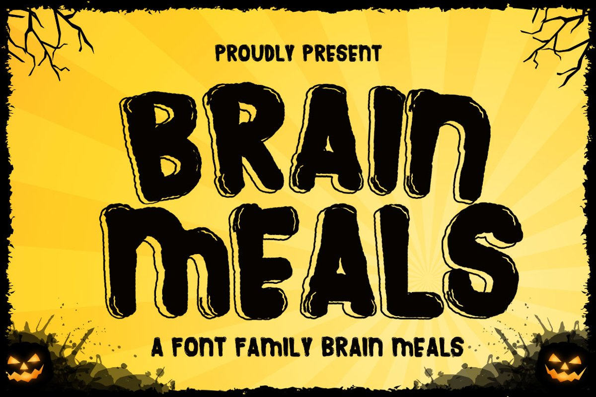 Brain Meals example image 1