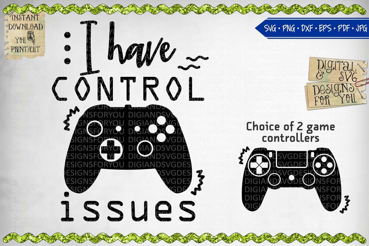 I have control issues example image 1