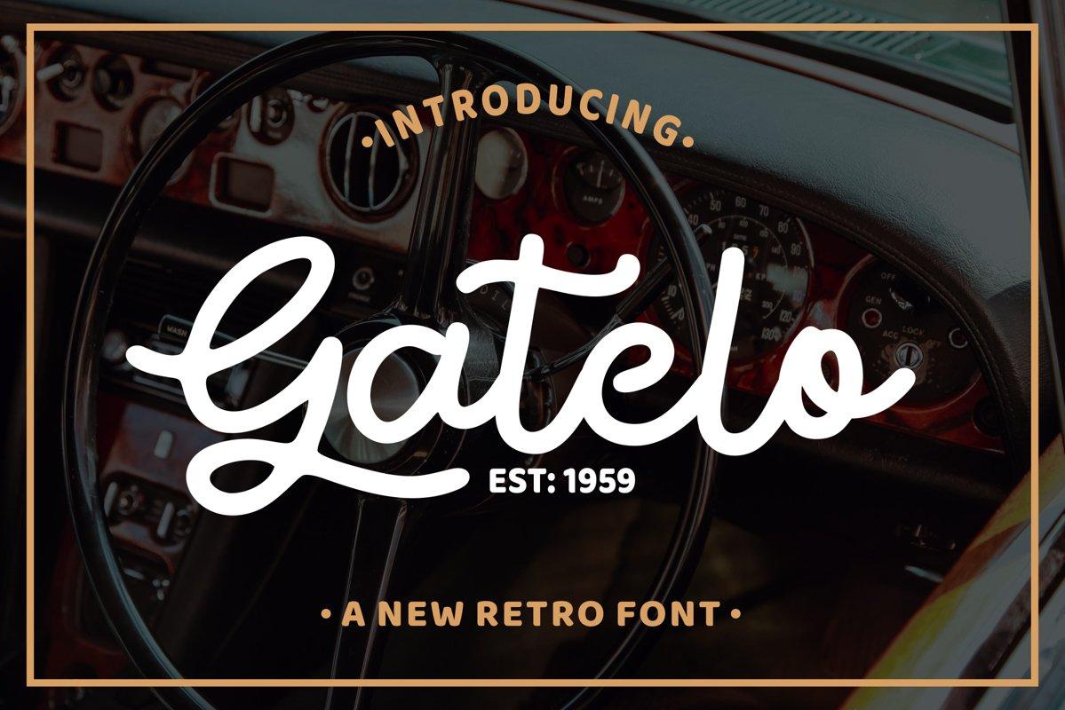 Gatelo example image 1