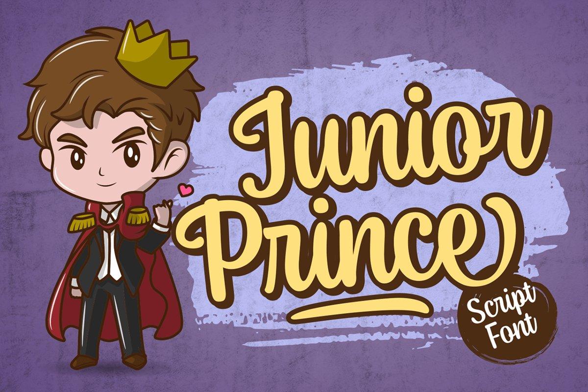 Junior Prince example image 1